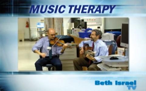 Musicoterapia hospitalaria Beth Israel