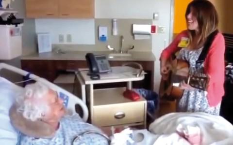 Musicoterapia hospitalaria con adultos
