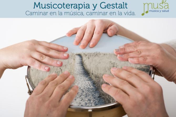 Ciclo Musicoterapia y Gestalt